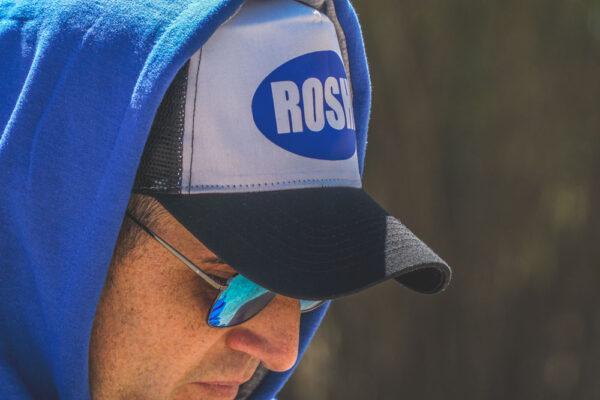 gorra trucker roshi basic