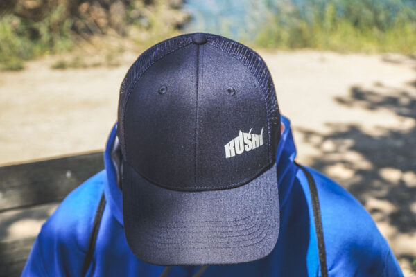 gorra trucker roshi exclusive navy